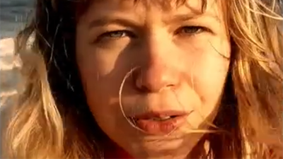 image from music video by Jennie Ochshorn: You Went Long